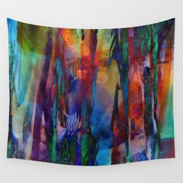 Stalactites 2 Wall Tapestry