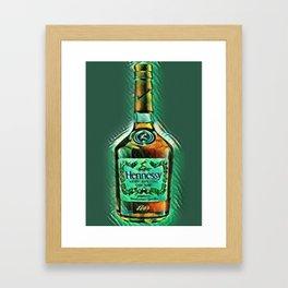 Henny Green Edition Framed Art Print