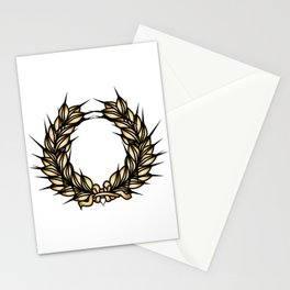 Grown Of Thorns Stationery Cards