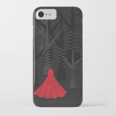 Red Riding Hood iPhone 7 Slim Case