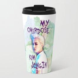 Kim Jongin Travel Mug