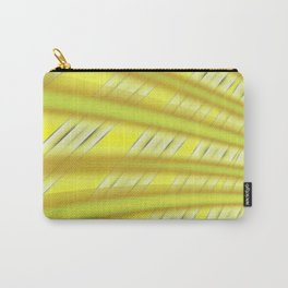 Fractal Play in Citruslicious Carry-All Pouch
