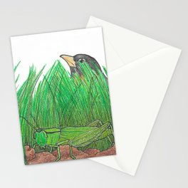 Safe Haven? Stationery Cards