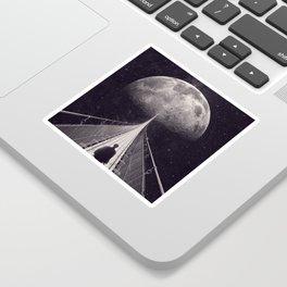 Space Trip Sticker