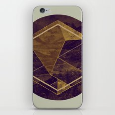 Thinking of a Foreign Girl iPhone & iPod Skin