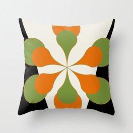 Mid-Century Art 1.4 Throw Pillow