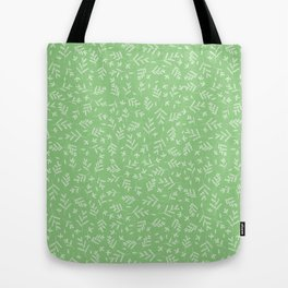 evergreen sprigs Tote Bag