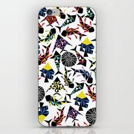 kaleidoscopic depth iPhone Skin