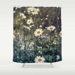 Daisy II Shower Curtain