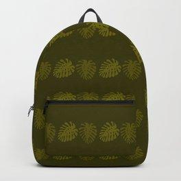 Palm shade Backpack