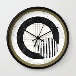 Anti target Wall Clock