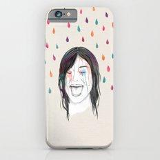 Les filles rient sous la pluie Slim Case iPhone 6s