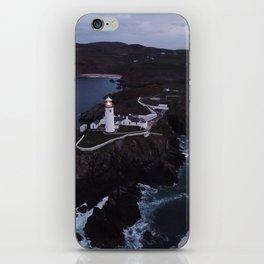 Lighthouse Ireland iPhone Skin