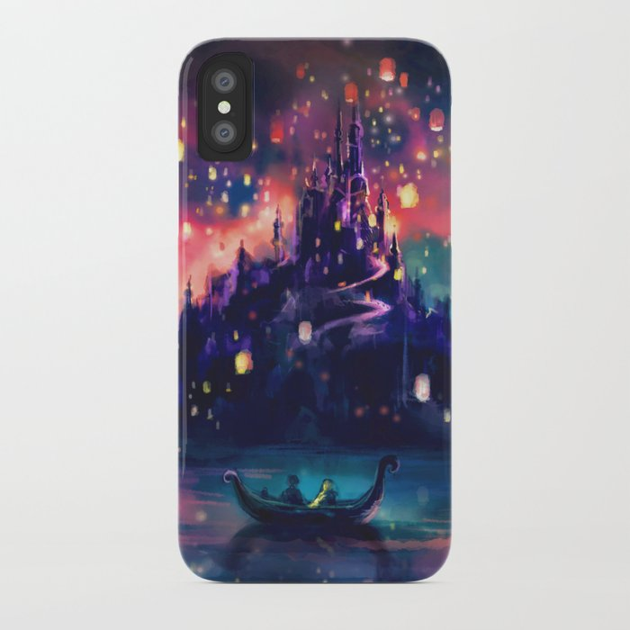 The Lights iPhone Case