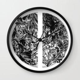 psygarden Wall Clock