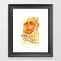 Haiti Portraits /06 / Series / 5 Framed Art Print
