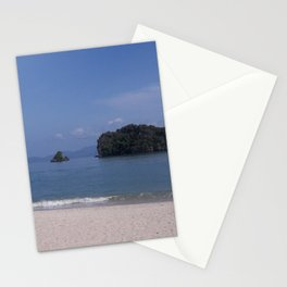 On the Beach - Langkawi, Malaysia Stationery Cards
