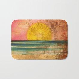 Ocean Sunset Vintage 2.0 Bath Mat