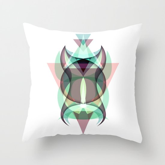 Fiction Throw Pillow
