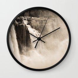 Shoshone Falls Wall Clock
