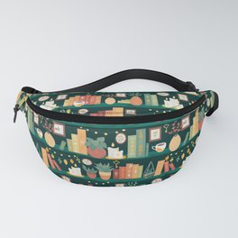 Hygge library Fanny Pack