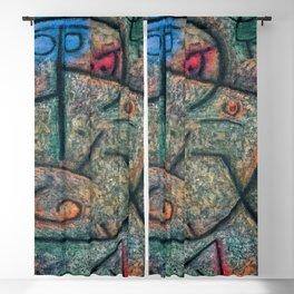 Paul Klee Rumors Blackout Curtain