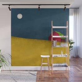 Simple Housing - dream on  Wall Mural