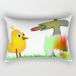Close Encounters of the Third Kind Rectangular Pillow