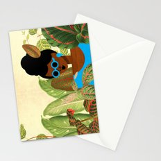 Bayou Girl III Stationery Cards