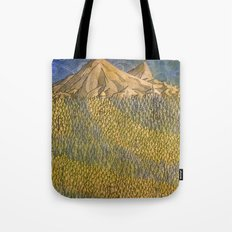 Erebor, The Lonely Mountain Tote Bag