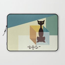 Schrodinger's cat Laptop Sleeve