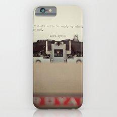 If. Slim Case iPhone 6s