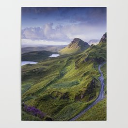 The Road to the Quiraing Poster