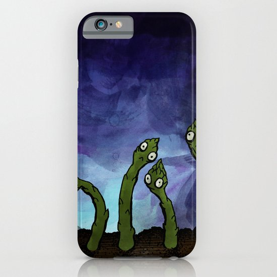 Asparagus After Midnight iPhone & iPod Case