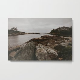 Newport USA | Fine Travel Art Photography  Metal Print