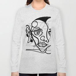 SELF/SELF Portrait - WHT Long Sleeve T-shirt