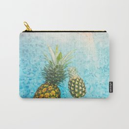 Pineapple twins Carry-All Pouch