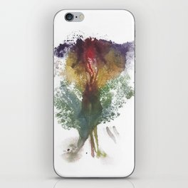 Devon's Vulva Print No.3 iPhone Skin