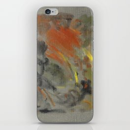 Almost there, barely there - Original Fine Art Print by Cariña Booyens.  iPhone Skin