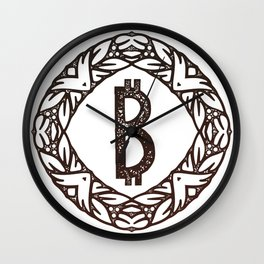 BITCOIN is not a crime! Wall Clock
