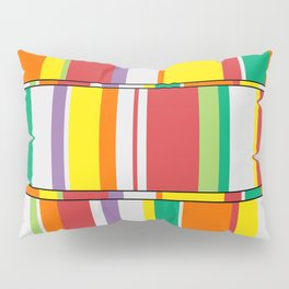 Color Stack Pillow Sham