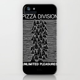 Pizza Division iPhone Case