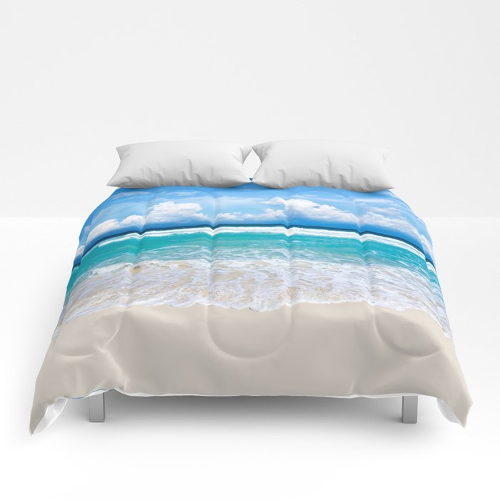 You only live once... Comforters