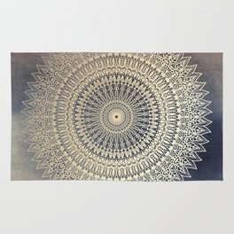 DESERT SUN MANDALA Rug