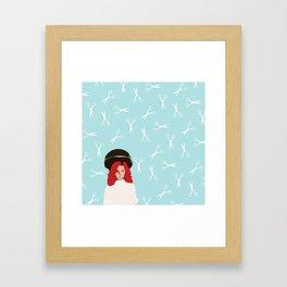 I Would Dye 4 U Framed Art Print