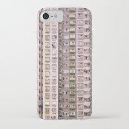 Hong Kong building iPhone Case