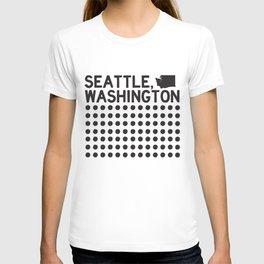 SEATTLE WA T-shirt