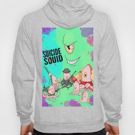 Suicide Squid Hoody