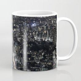 Tokyo by Night, Japan. Coffee Mug