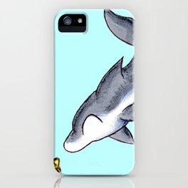 Hello, Fishy! iPhone Case